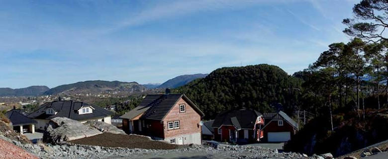 Tomt 38 – Panoramabilde