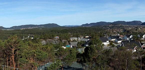 Tomt 5 – Panoramabilde