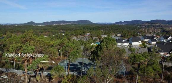 Tomt 5 – Lekeplass til nabo