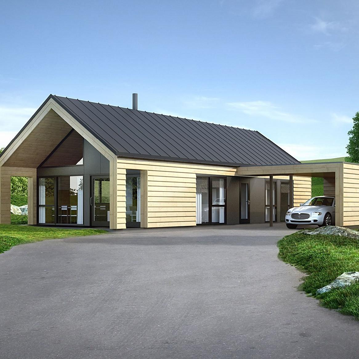 Knerten Norgeshus