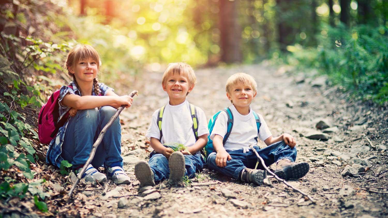 Gi barna dine natur i gave!
