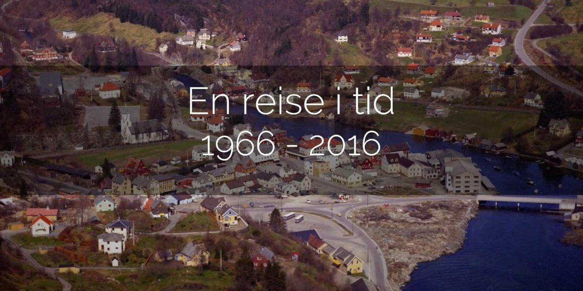 """Se vår jubileumsfilm her: """"En reise i tid, 1966 – 2016"""""""