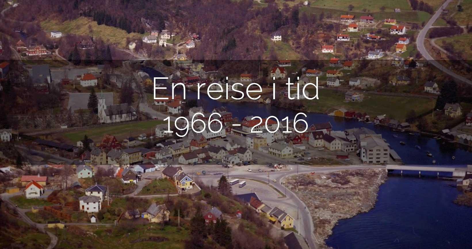 """Se vår jubileumsfilm: """"En reise i tid, 1966-2016"""""""