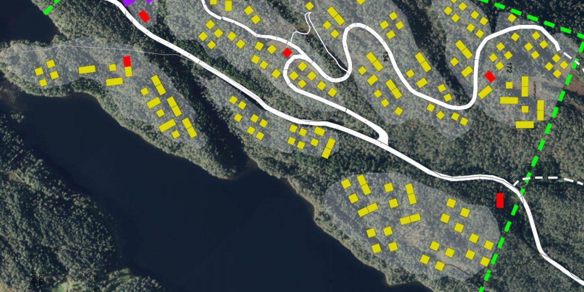 Mulighetsstudien for Lyseparken boligområde i Endelausmarka